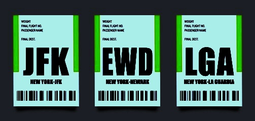 Cheap Tickets To New York City Airports