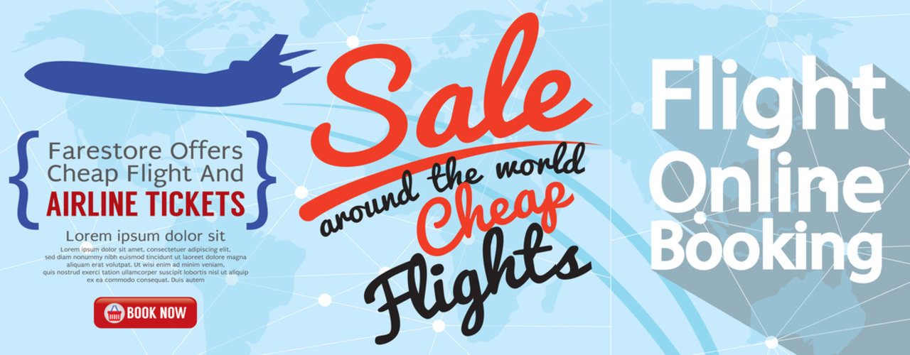 Cheap Flights Compare Airfare Book Airlines Flight Tickets