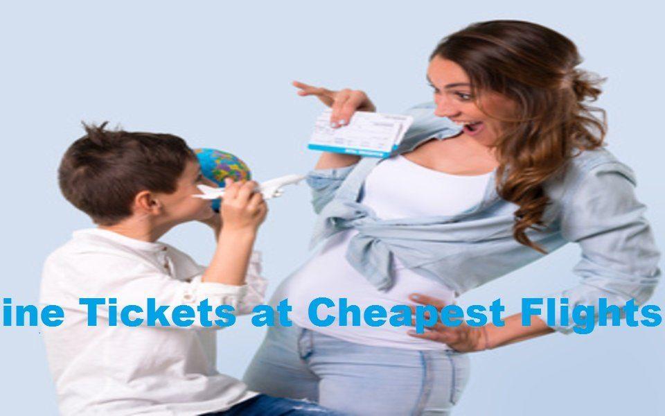 Airline Tickets - Cheap Flight Tickets - Air Flights Tickets