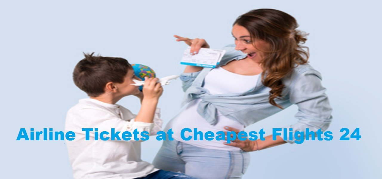 Airline Tickets - Cheap Flight Tickets - Air Flights Tickets
