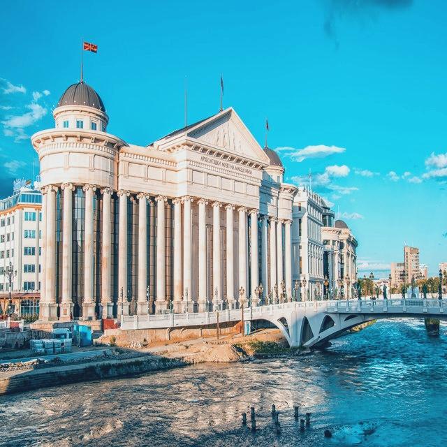 Flight Tickets to Macedonia Skopje