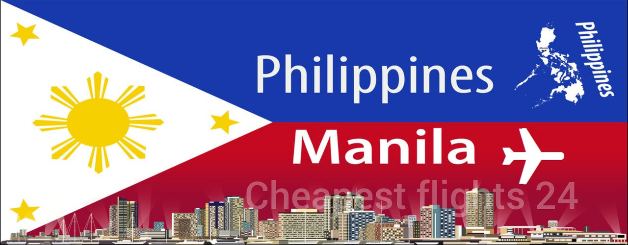 cheap flights to manila philippines