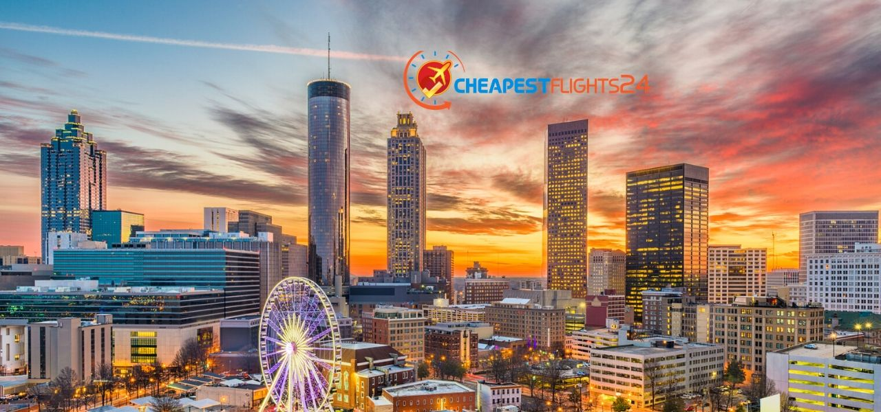 Flights to Atlanta Georgia